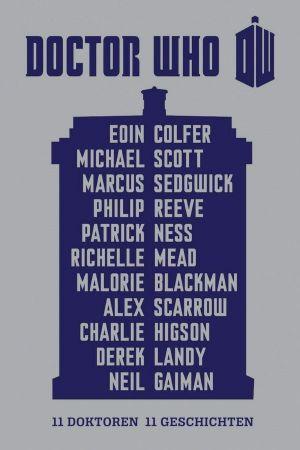Doctor Who - 11 Doktoren 11 Geschichten