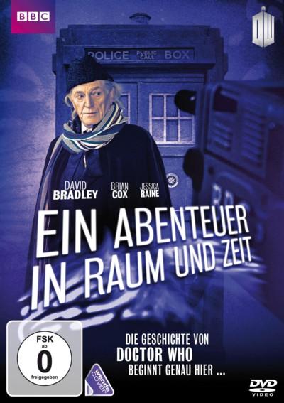 Ein Abenteuer in Raum und Zeit - DVD-Cover - 4
