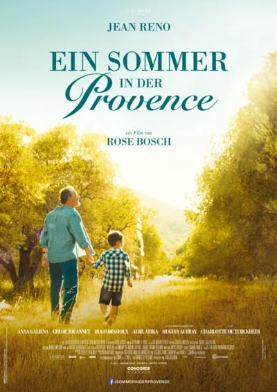 Ein Sommer in der Provence - Plakat