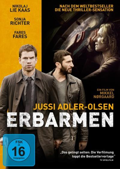 Erbarmen - DVD-Cover