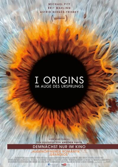 I Origins - Plakat