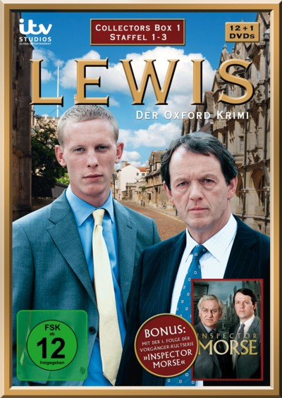 Lewis Collector s Box 1 - Cover