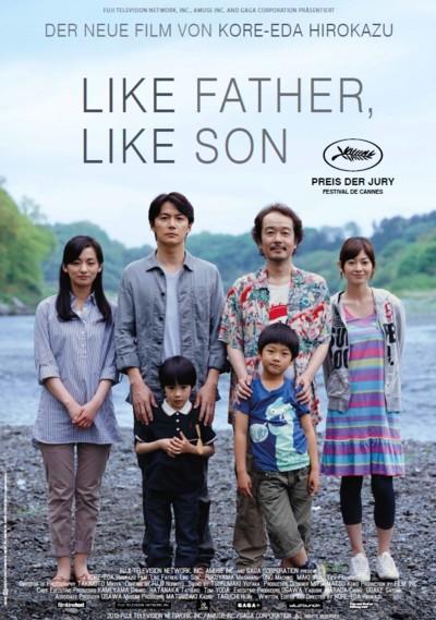 Like Father Like Son - Plakat 1