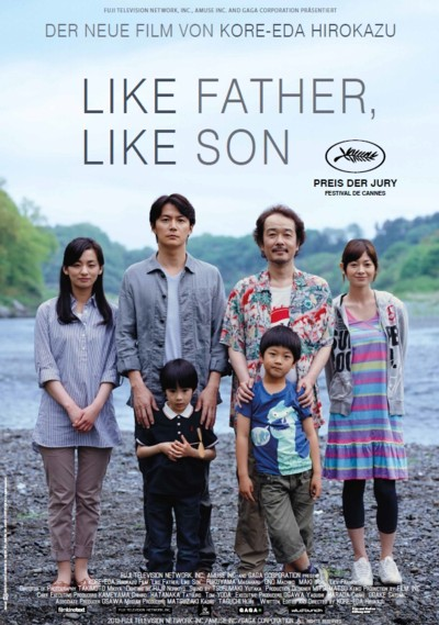 Like Father Like Son - Plakat 1