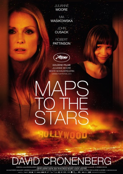 Maps to the Stars - Plakat - 4