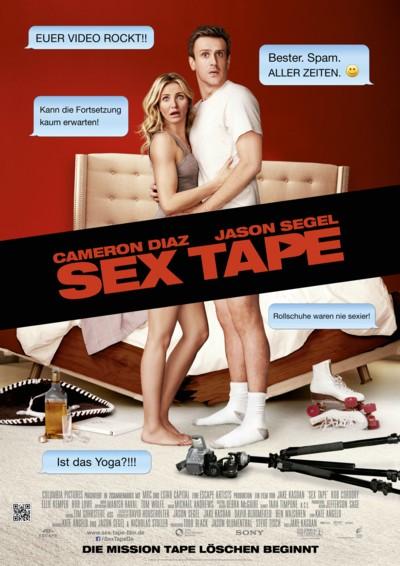 Sex Tape - Plakat