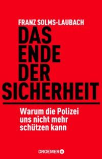Solms-Laubach - Das Ende der Sicherheit - 2