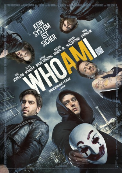 Who am I - Plakat