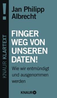 Albrecht - Finger weg von unseren Daten - 2