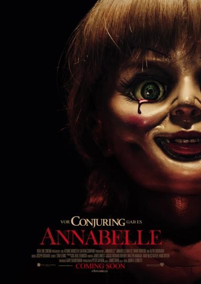 Annabelle - Plakat