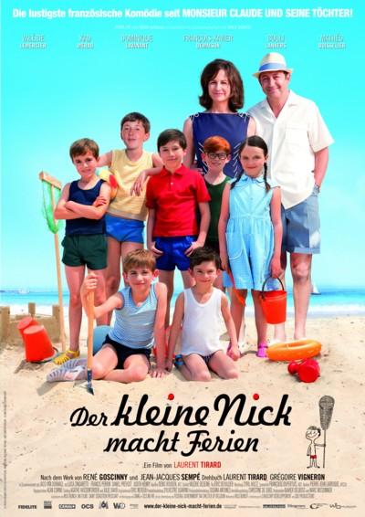 Der kleine Nick macht Ferien - Plakat