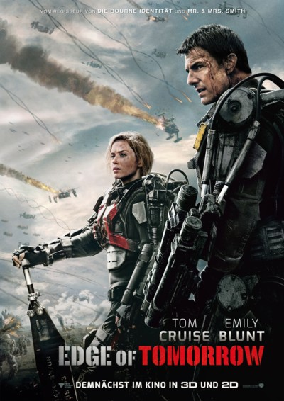 Edge of Tomorrow - Teaser