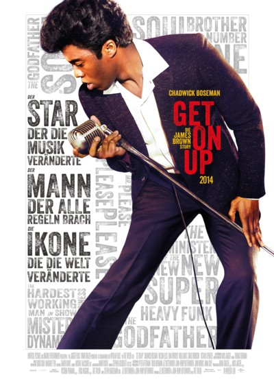Get on Up - Plakat