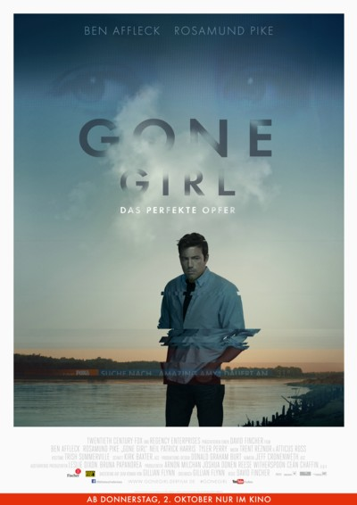 Gone Girl - Plakat