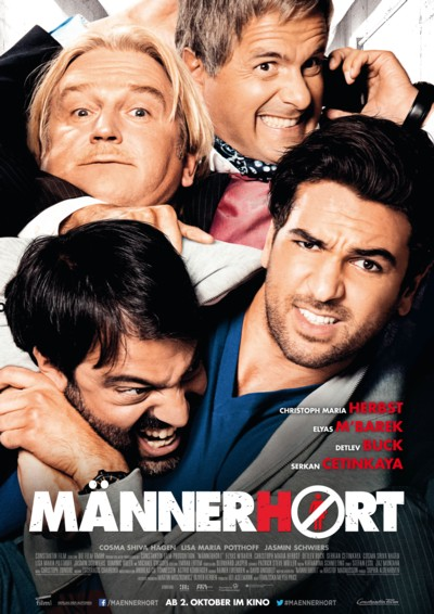 Männerhort - Plakat