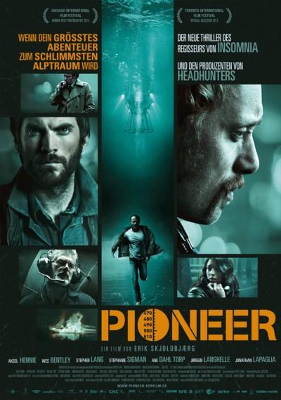 Pioneer - Plakat