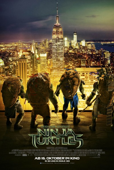 Teenage Mutant NinjaTurtles - Plakat