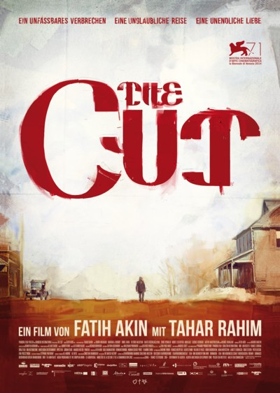 The Cut - Plakat