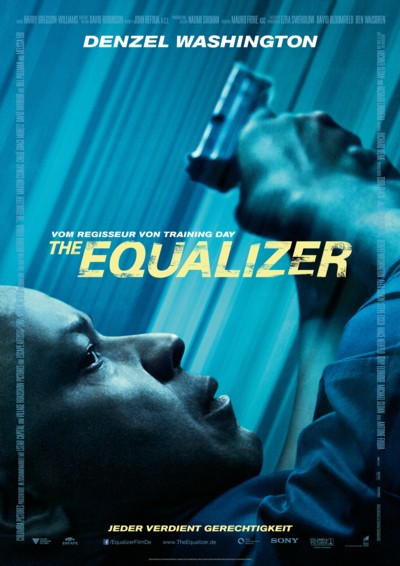 The Equalizer - Plakat