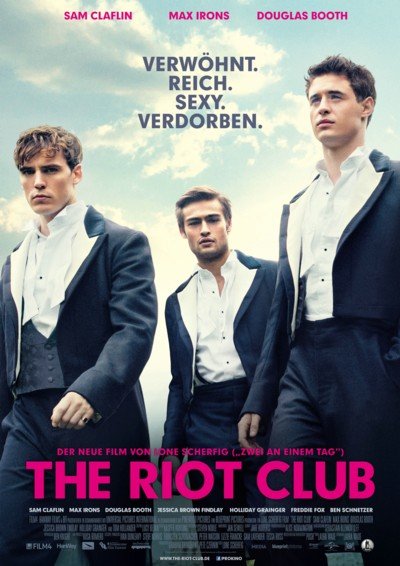 The Riot Club - Plakat