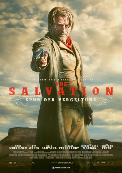 The Salvation - Plakat