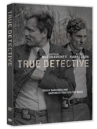 True Detective - DVD-Cover US