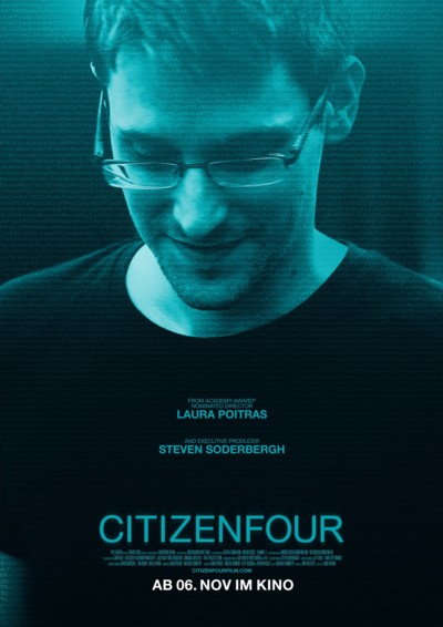 CitizenFour - Plakat 4