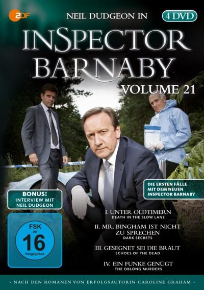 Inspector Barnaby - Volume 21