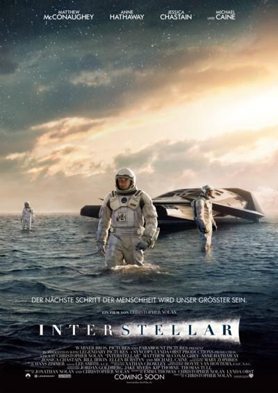 Interstellar - Hauptplakat