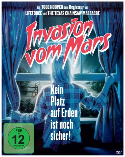 Invasion vom Mars - DVD-Cover