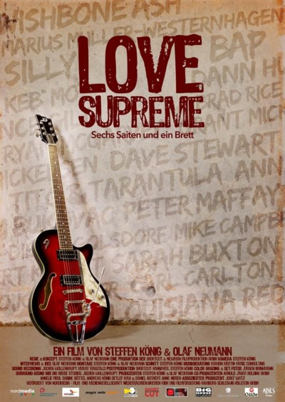 Love Supreme - Plakat