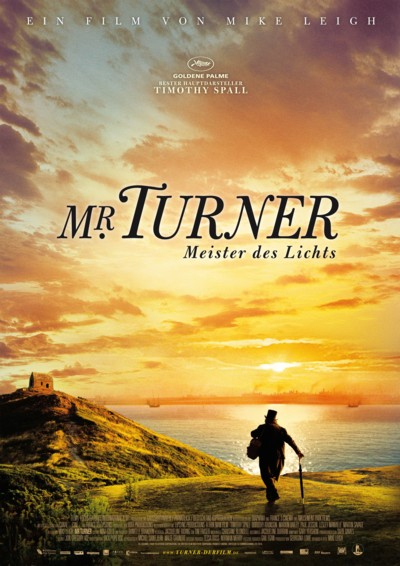 Mr Turner - Plakat