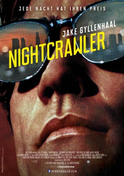 Nightcrawler - Plakat
