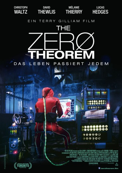 The Zero Theorem - Plakat