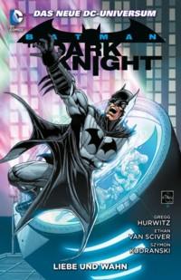 Hurwitz - Batman - Liebe und Wahn - Hardcover - 2