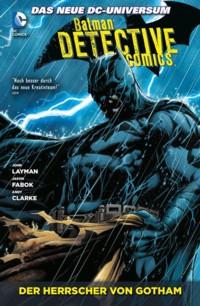 Layman -Batman Detective Comics - Der Herrscher von Gotham - 2