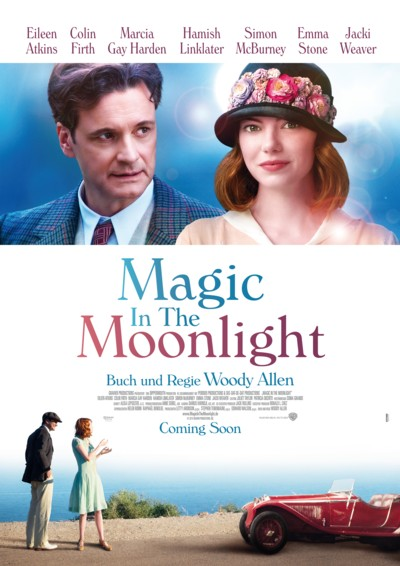 Magic in the Moonlight - Plakat
