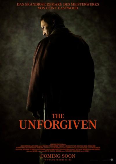 The Unforgiven - Plakat