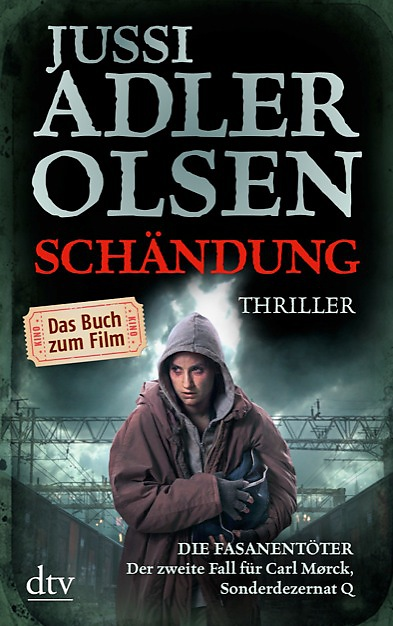 Adler-Olsen - Schändung - Movie-Tie-In