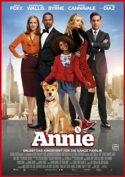 Annie - Plakat