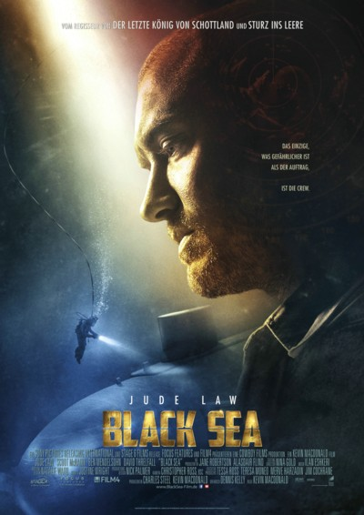 Black Sea - Plakat