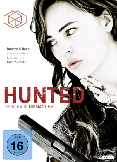 Hunted - DVD-Cover