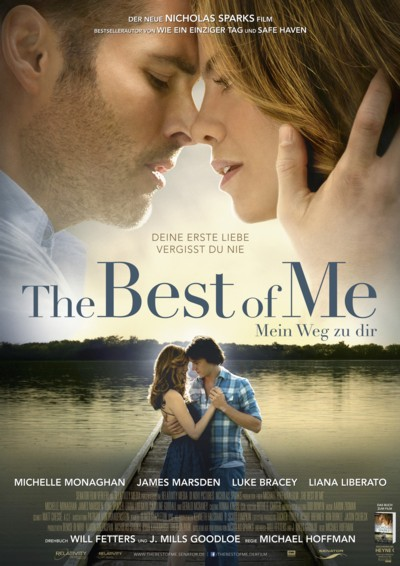 The Best of Me - Plakat