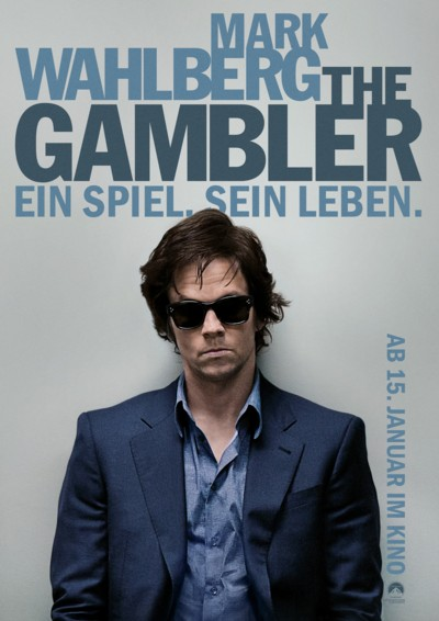 The Gambler - Plakat