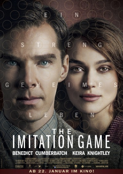 The Imitation Game - Plakat