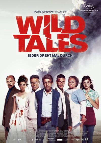 Wild Tales - Plakat