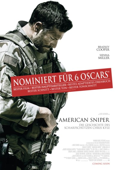 American Sniper - Plakat