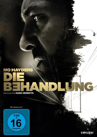 Die Behandlung - DVD-Cover
