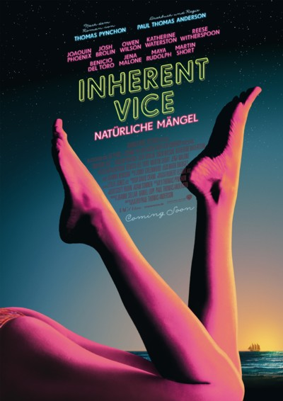 Inherent Vice - Plakat