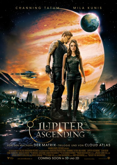 Jupiter Ascending - Plakat